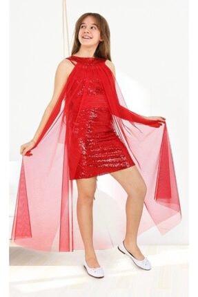 Asortik Kids Kız Çocuk Abiye Elbisesi Mezuniyet Kıyafeti