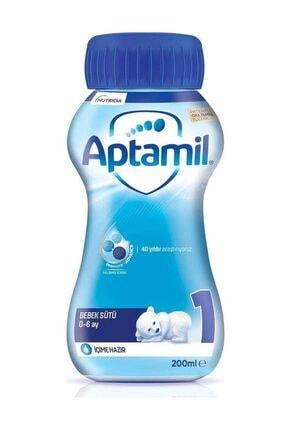 Aptamil 1 Sıvı Mama 200 ml