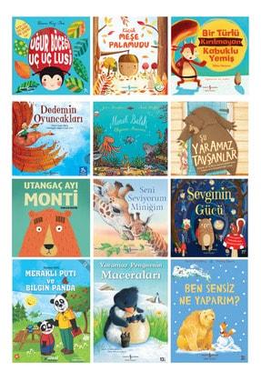 İş Bankası Kültür Yayınları Eğlenceli 12'li Öykü Kitabı Seti