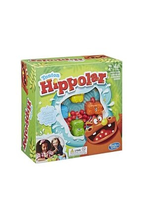 Hasbro 98936 Tonton Hippolar / +4 Yaş