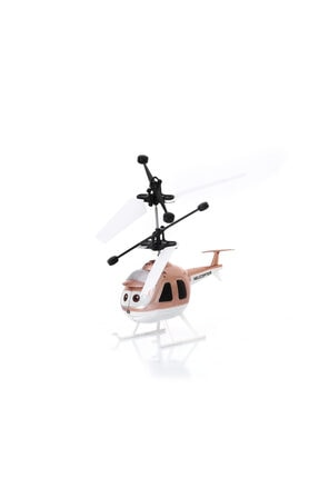 Mobiltek Mini Kızılötesi Sensör Helikopter Uçak 3d Gyro Helikopter Elektrikli Mikro Helikopter