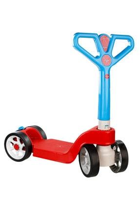 Civil Toys Spider 4 Teker Scooter Kırmızı