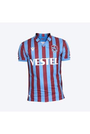 Trabzonspor Macron Forma Bordo Mavi Çubuklu Çocuk
