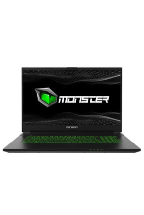 MONSTER Abra A7 V13.1 Intel Core I5 11400H 8GB 500GB SSD RTX3050 Freedos 17.3'' FHD