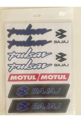 Pulsar A4 Karma Sticker