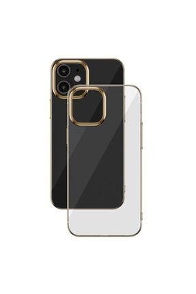 Baseus Glitter Case Iphone 12 Mini 5.4 Uyumlu Şeffaf Lüx Silikon Kılıf Soft Tpu Kılıf