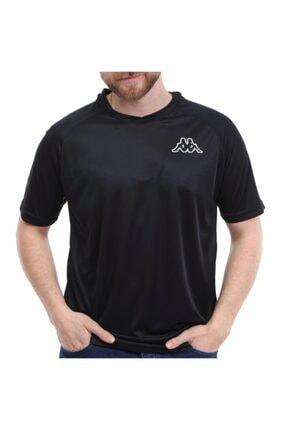 Kappa Poly T-shirt Raw Siyah