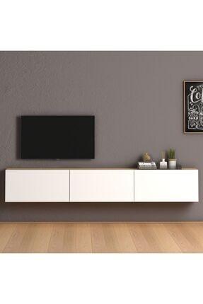 Monte Sehpa Palm Tv Ünitesi 180cm - Country