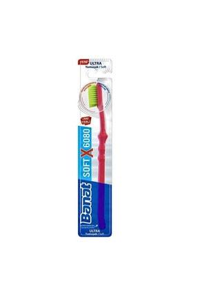 Banat Soft X 6080 Ultra Yumuşak Diş Fırçası
