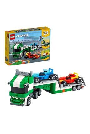 LEGO Creator 3'ü 1 Arada Yarış Arabası Taşıyıcı 31113