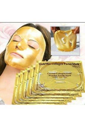 Bio Gold Ely Altın Maske