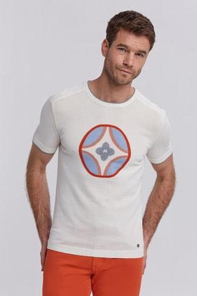 Hemington Giza Pamuk Bisiklet Yaka Triko T-shirt
