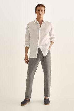 Massimo Dutti Erkek Denim Görünümlü Jogging Fit Pantolon 00041041