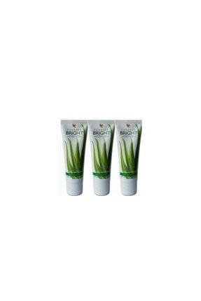 Forever Living Brıght Toothgel Aloe Veralı Diş Macunu 3 Adet Diş Macunu