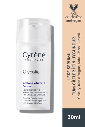 Cyrene Glycolic Vitamin C Serum