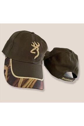 ASLANLARAV Av Şapkası Haki Renk