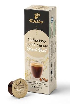 Tchibo Caffe Crema Blonde Roast 10'lu Kapsül Kahve