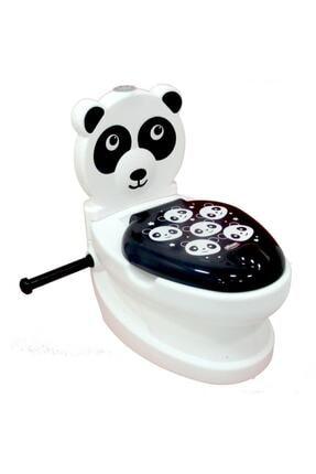PİLSAN Eğitici Panda Klozet (Yeni)