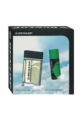 DUNLOP Classic Yeşil Set 100 Ml Edt + 150 Ml Deodoran Erkek