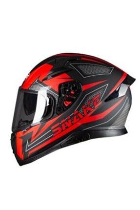 MTS Helmets M-917 Snake Full Face Motorsiklet Kaskı
