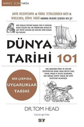 Say Yayınları Dünya Tarihi 101