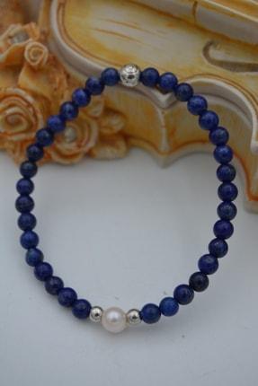 Stoneage Lapis Lazuli Doğal Taşlı Bileklik