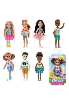 Barbie Dwj33 Chelsea Bebekler /chelsea Dünyası