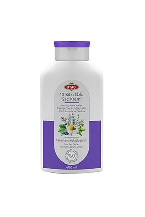 Otacı 10 Bitkili Onarıcı ve Besleyici Saç Kremi 400 ml