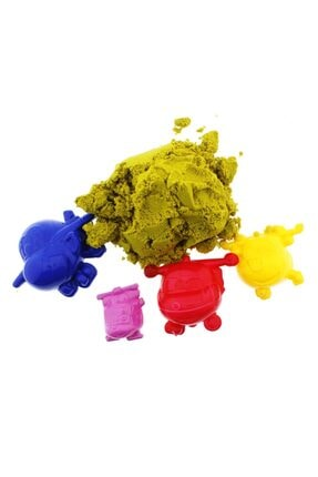 MEGA Harika Kanatlar Kovada Oyun Kumu Seti Sarı