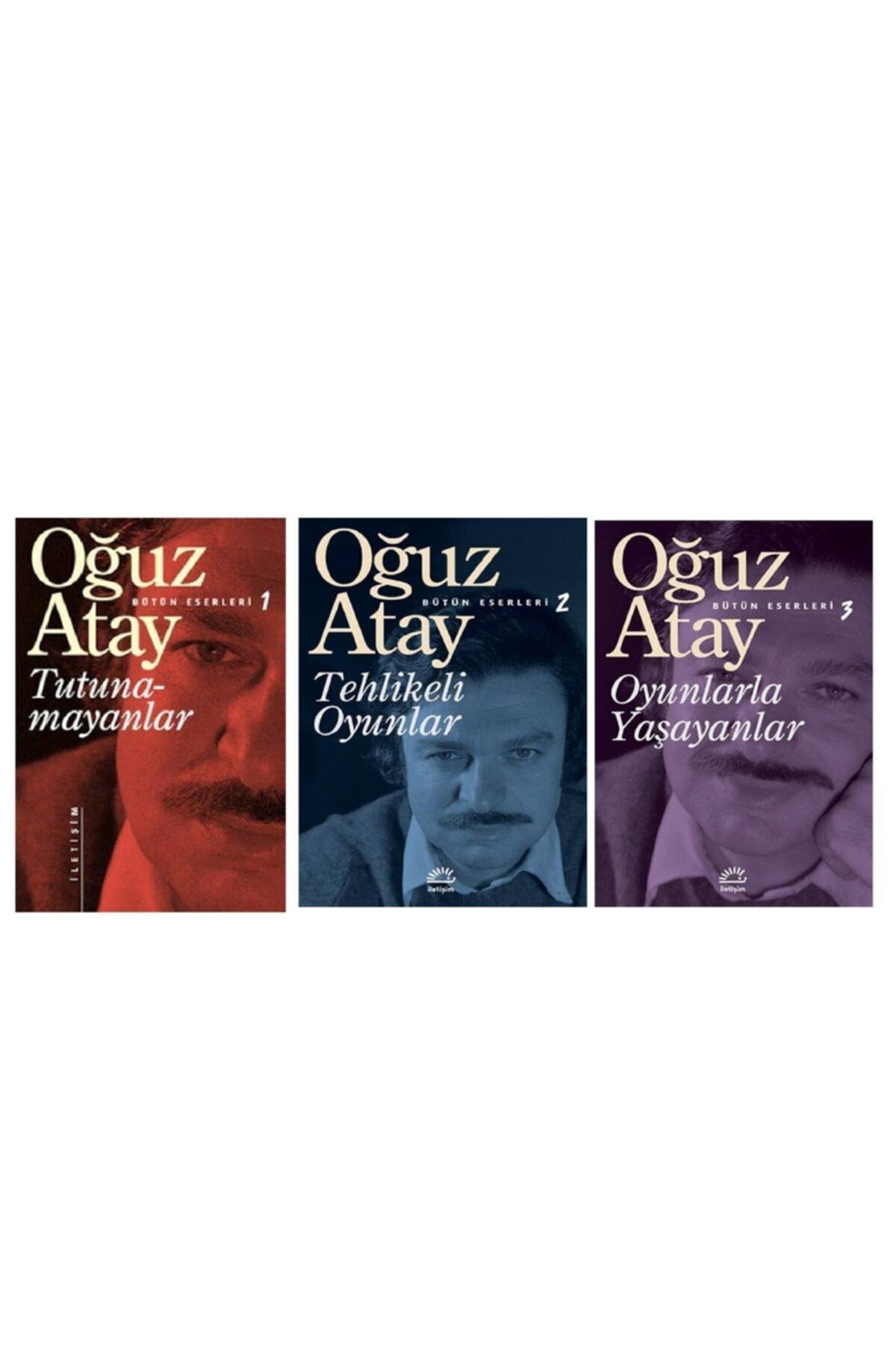 İletişim Yayınları Oğuz Atay 3'lü Seti - Emk-9789754700671 1