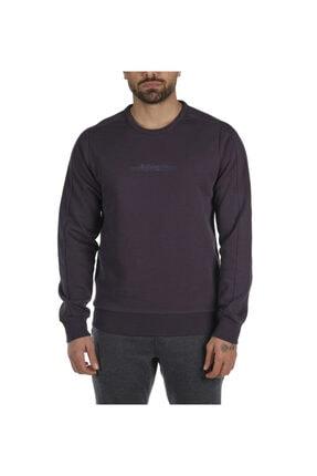 Columbia M Lodge Heavyweight Crew Erkek Sweatshirt
