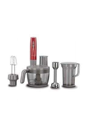 KORKMAZ A455-01 Vertex Multi Kırmızı Blender Set