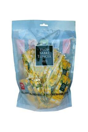Eyüp Sabri Tuncer Kolonyalı Mendil Klasik Limon 150 Adet