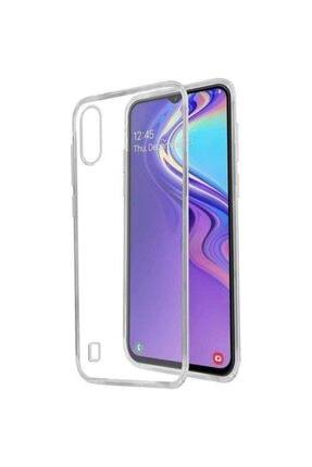 Penguen Samsung Galaxy M10 Ve A10 Uyumlu Şeffaf Silikon Kılıf