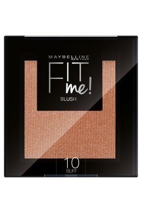 Maybelline New York Allık - Fit Me Blush 10 Buff 3600531537258