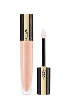 L'Oreal Paris Parlatıcı Ruj - Rouge Signature Lip Topper 211 Rose Gold 3600523690695