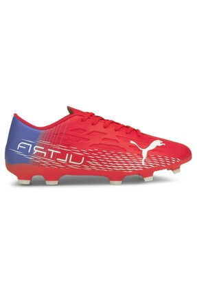 Puma Ultra 4.3 Fg Ag Sunblaze Erkek Kırmızı Futbol Krampon 10653201