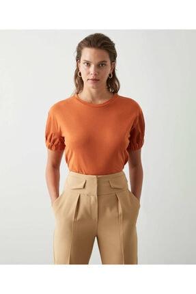 İpekyol Lastik Kol Tişört