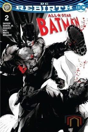 Jbc Yayıncılık Dc Rebirth-All Star Batman Sayı 2