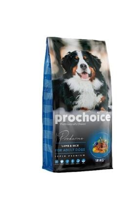 ProChoice Proderma Kuzu Eti ve Pirinçli Köpek Maması 18 kg