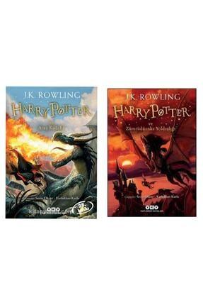 Yapı Kredi Yayınları Harry Potter Ve Ateş Kadehi Zümrüdüanka Yoldaşlığı Harry Potter Set 4 5
