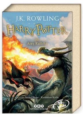 Yapı Kredi Yayınları Harry Potter Ve Ateş Kadehi (4. Kitap) - J. K. Rowling