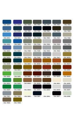 Filli Boya Filli Sentomaxx® Mat Sentetik 2,5 Lt ( Ral Renkleri 2.grup ) Ral 5018