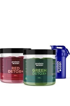 Proteinocean DETOX PAKETİ - 1 Aylık Paket