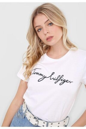 Tommy Hilfiger Kadın T-shirt