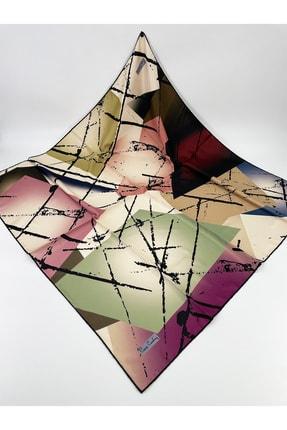 Pierre Cardin 90x90 Kadın Twill (tivil) Ilkbahar-yaz