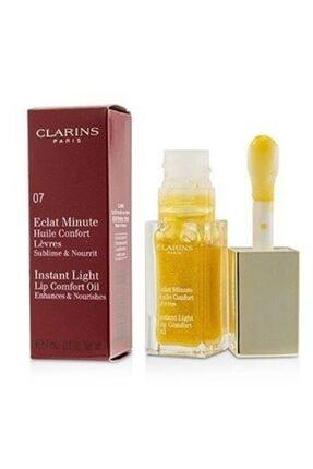 Clarins Fragrances Eclat Minute Huile Confort Labios No-07