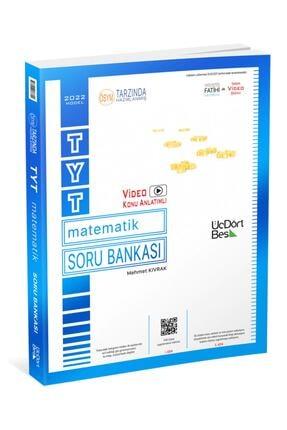 Üç Dört Beş Yayıncılık 345 Tyt Matematik Soru Bankası
