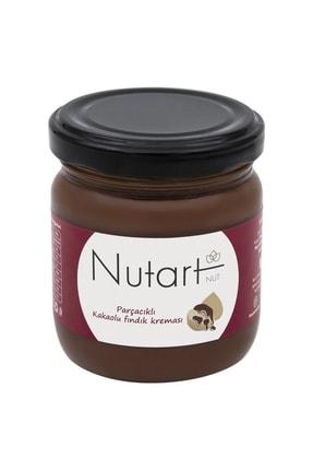 Nutart Parçacıklı Kakaolu Fındık Kreması 200g