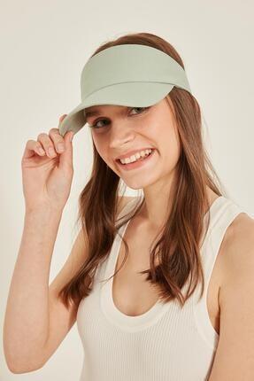 Y-London 13363 Uv Koruyuculu Mint Tenisçi Şapkası